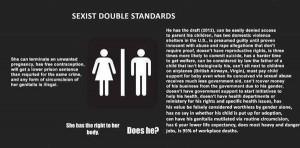 doublestandards